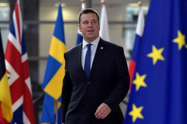 Por la unidad en el equilibrio asume Estonia Presidencia de Unión Europea