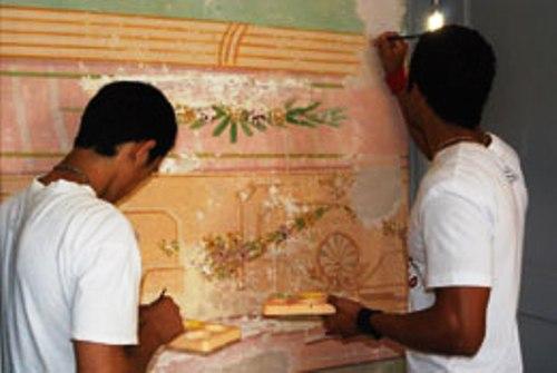 Jóvenes egresados contribuirán a la conservación del patrimonio camagüeyano