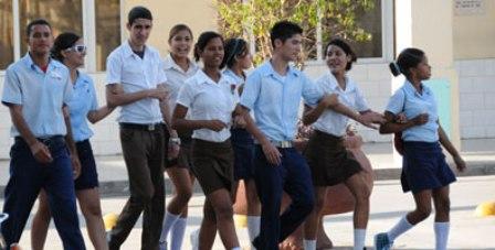Festejan en Camagüey Día Internacional del Estudiante
