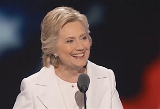 Momento histórico en EE.UU. tras nominación de Hillary Clinton
