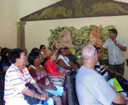 Investigadores camagüeyanos promueven el rescate de la Cultura popular y tradicional (+ Fotos)