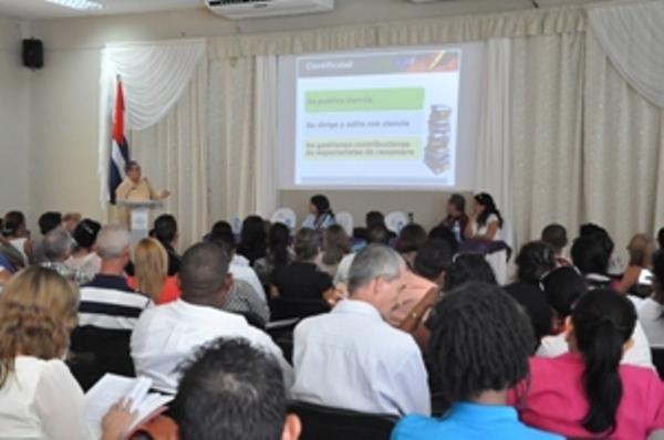 Desde hoy en Camagüey, Conferencia Internacional de Ciencias de la Educación