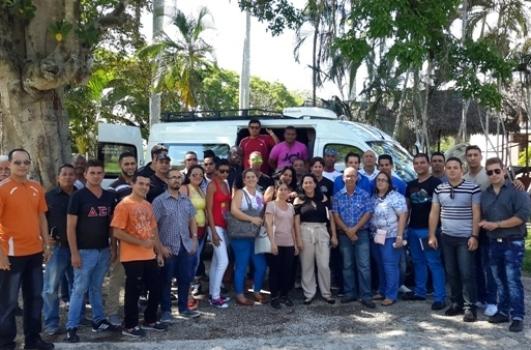 Especialistas técnicos de la Radio Cubana intercambian experiencias en Camagüey