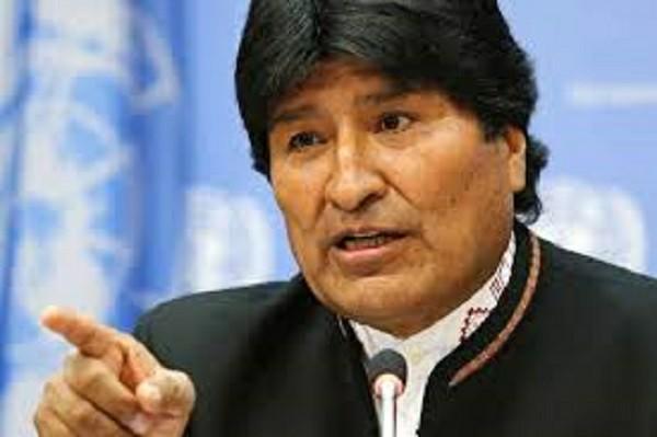 Convoca Evo a la cohesión del pueblo boliviano