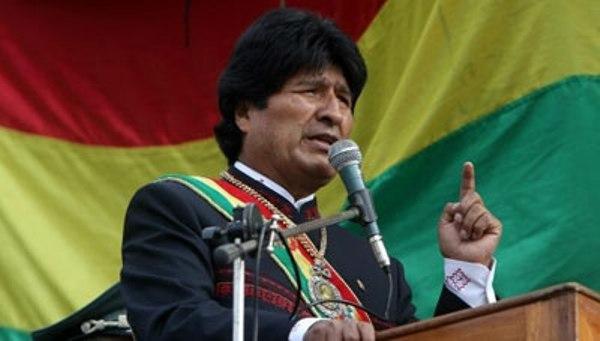 Pide Evo Morales reunión urgente de UNASUR sobre situación en Brasil
