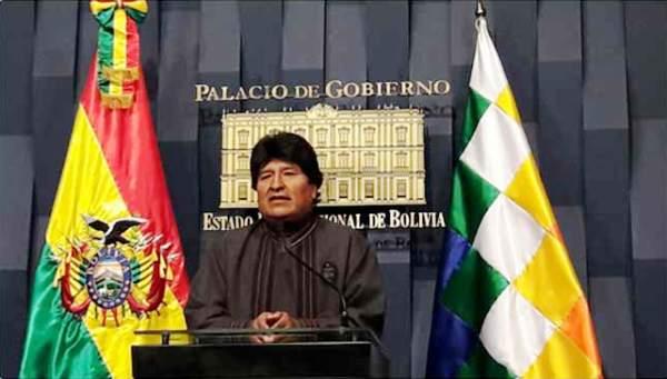 Bolivia demuestra su vocación pacifista a favor del diálogo