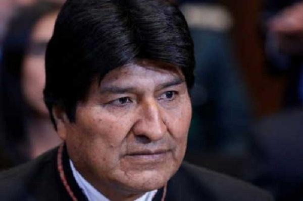 Refutan en Bolivia inhabilitación de Evo Morales para próximas elecciones