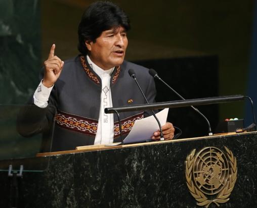 Mandatarios de Bolivia y Costa Rica exigen fin del bloqueo a Cuba