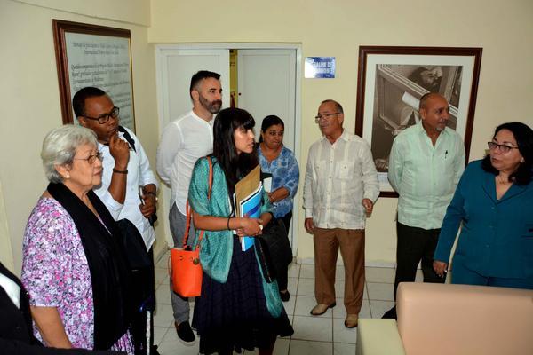 Constata experta de ONU derecho de los cubanos a la salud