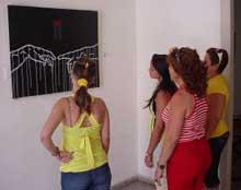 Obras de seis creadoras camagüeyanas expuestas al público