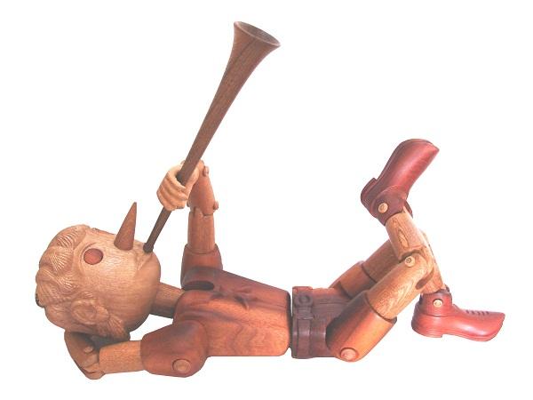 Artesano artista camagüeyano expondrá sus tallas en madera (+Fotos)