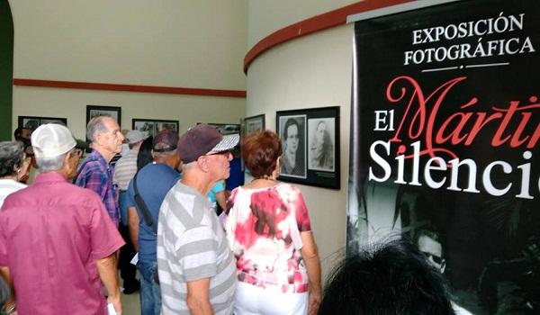 Homenaje a mártir cubano en Biblioteca camagüeyana