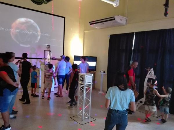 Futuro y Tecnologías hoy, atractiva propuesta estival en la capital camagüeyana (+ Fotos)
