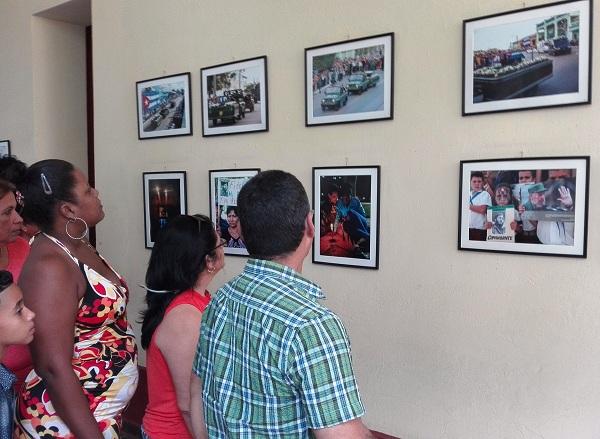 Dedican muestras expositivas a la obra de Fidel en Camagüey (+ Fotos)