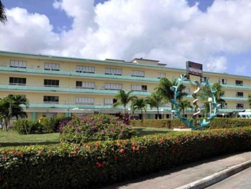 Hospital de Camagüey favorece seguridad sanitaria y ambiental