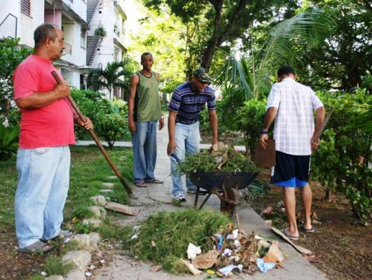 Priorizan acciones de higienización en Día de la Defensa Territorial en Camagüey