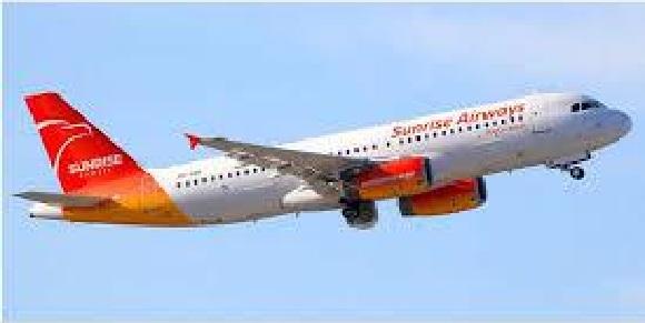 Sunrise Airways reanuda vuelos a varias ciudades de Cuba, entre ellas, Camagüey