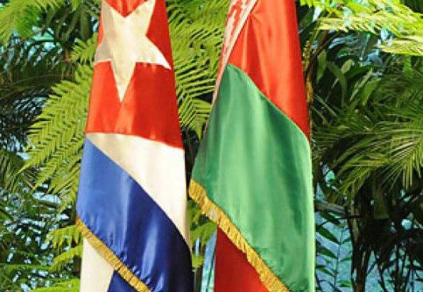 Cuba y Belarús estrechan vínculos de amistad y cooperación