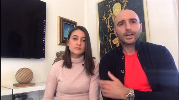 #QuédateEnCasa: Mensaje de una camagüeyana desde Italia