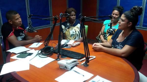 Una voz familiar para las mujeres camagüeyanas