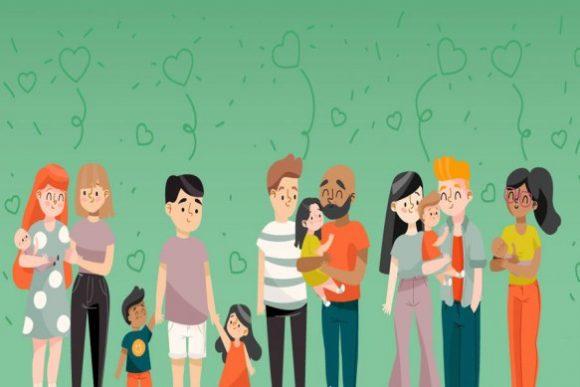 La familia: núcleo fundamental de la sociedad en todos los tiempos