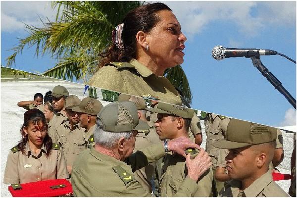 Combatientes camagüeyanos ratifican que el Granma sigue el curso de la Historia (+Fotos)