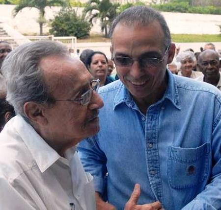 Fallece el destacado revolucionario cubano Faure Chomón Mediavilla