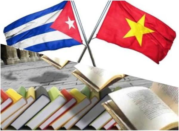 Con la Feria del Libro comenzará celebración de relaciones Cuba-Vietnam