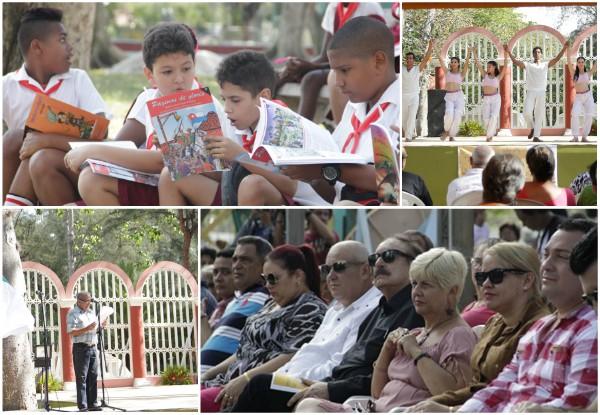Camagüey vive ya su capítulo de la Feria cubana del Libro