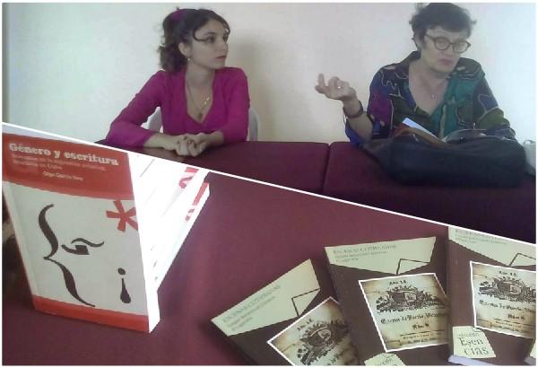 Feria del Libro en la Casa de los periodistas camagüeyanos