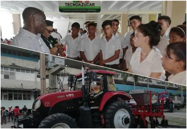 Alianza estratégica entre Universidad y agroazucareros camagüeyanos (+Fotos)