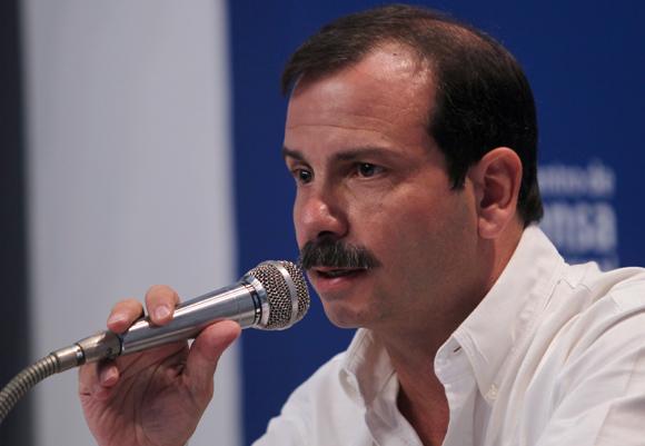 Reiteran chilenos solidaridad con Cuba