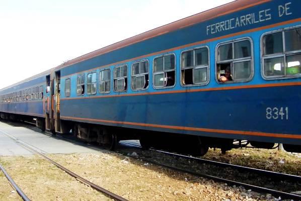 Respalda inversión extranjera recuperación y desarrollo del ferrocarril en Cuba