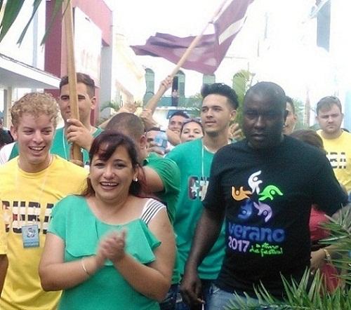 Jóvenes y estudiantes camagüeyanos celebran su Festival (+ Fotos)