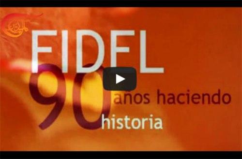 Al-Mayadeen dedica programación a cumpleaños de Fidel Castro
