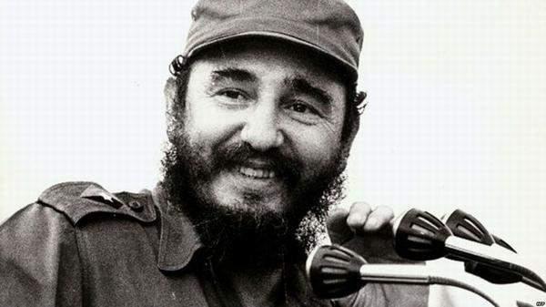 Fidel Castro, un líder de la convivencia pacífica