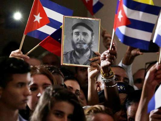 Fidel entre nosotros (+ Video)