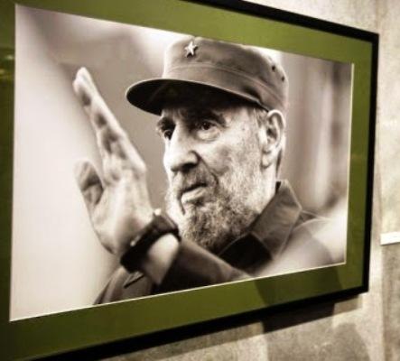 Inaugurarán exposición fotográfica Fidel en Ecuador