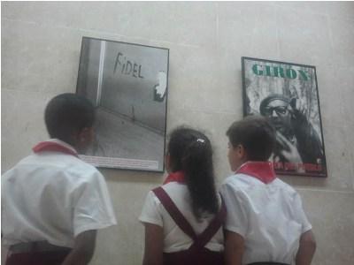 En Granma exposición Fidel entre nosotros