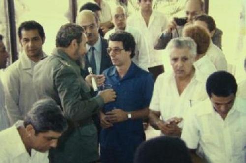 La Ciencia en Cuba también es obra de Fidel Castro