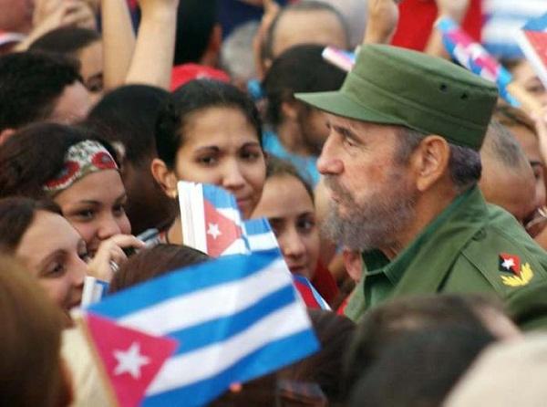 Tributo a Fidel en Camagüey, desde el arte