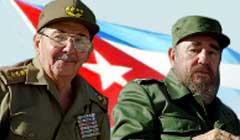 Confieren a Fidel y a Raúl distinción Manos de Cristal