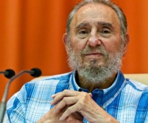 En Chile rinden sentido homenaje a Fidel Castro