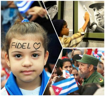 Fidel, el vigía del pueblo (+ Audio)