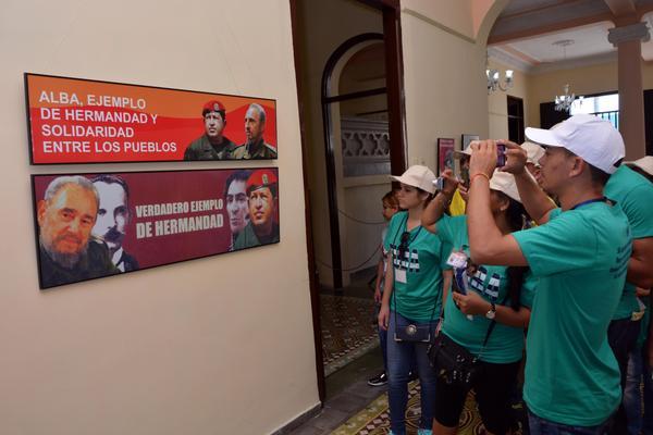 Dedican tributo a Fidel en Festival de la Juventud de Granma