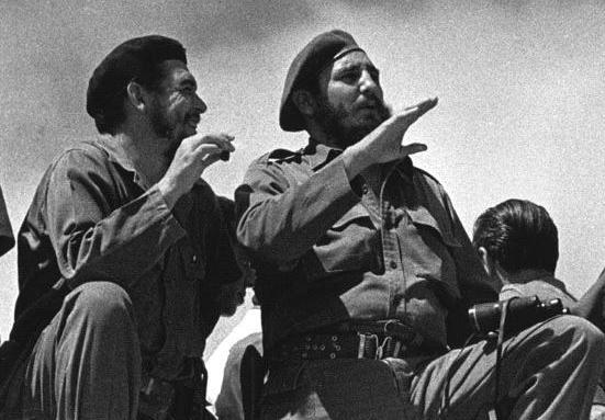 Fidel y Che en el imaginario de las nuevas generaciones