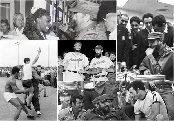 Celebran en Perú cumpleaños 93 de Fidel Castro