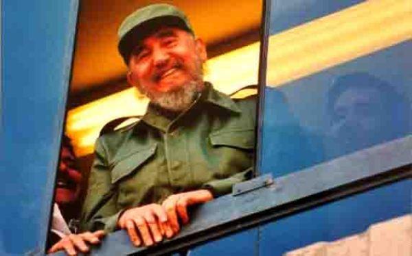 Fidel en la memoria de un periodista peruano