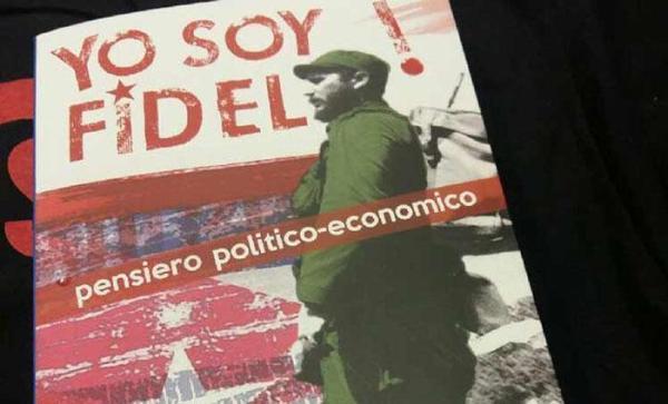 Exalta pensamiento político-económico de Fidel Castro libro presentado en Cuba