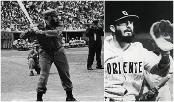 Fidel, promotor del Béisbol cubano (+ Fotos)